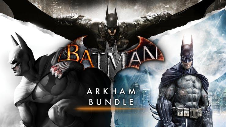 Fanatical Batman Arkham Bundle