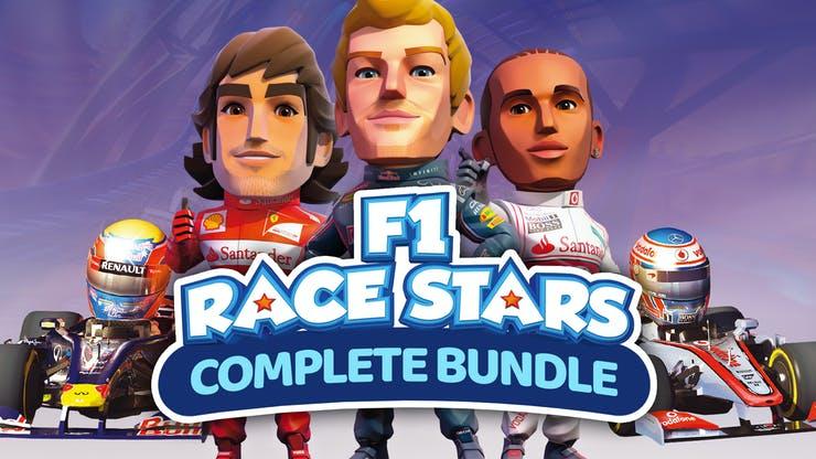Fanatical F1 Race Stars Complete Bundle