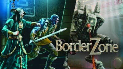 Free game on IndieGala: BorderZone