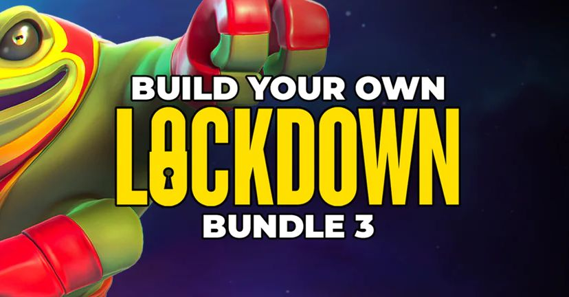 Fanatical Build Your Own Lockdown Bundle 3
