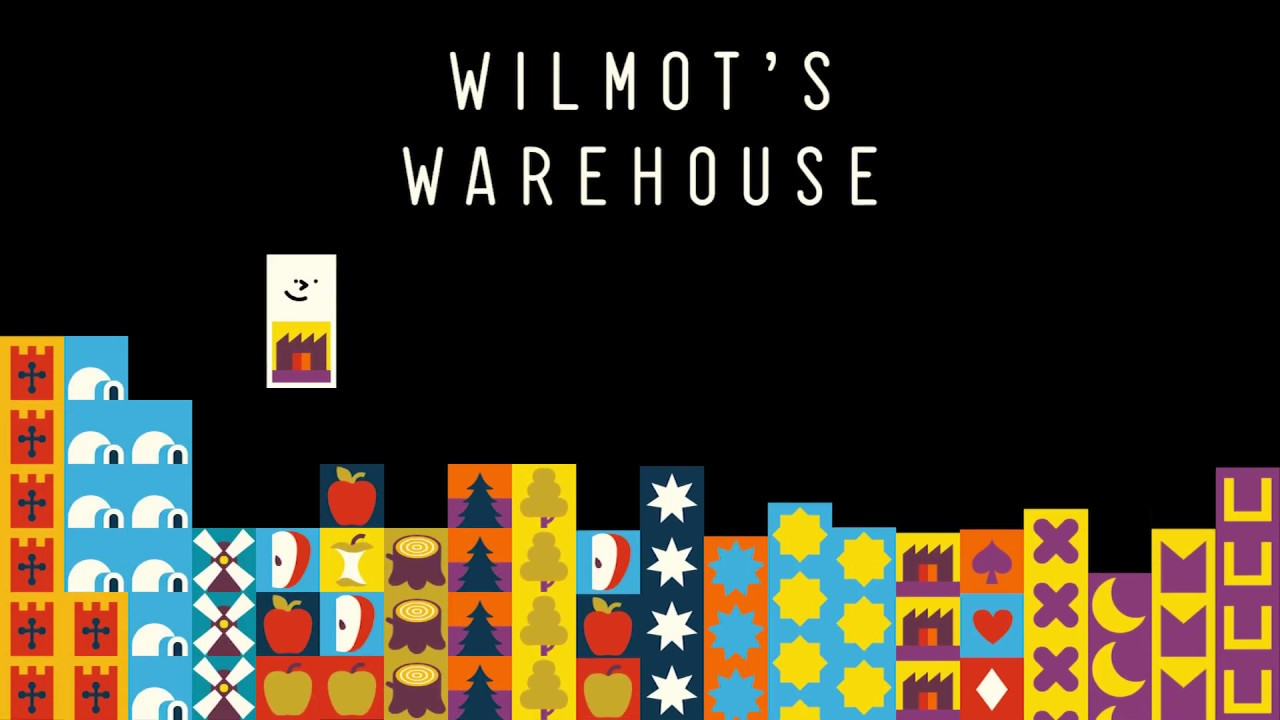 Free Game on Epic Games Store: Wilmot's Warehouse
