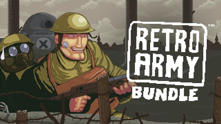 Fanatical Retro Army Bundle