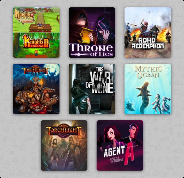 The Humble Better Futures Bundle
