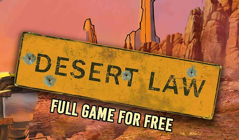 Desert Law (Free Pc Game)