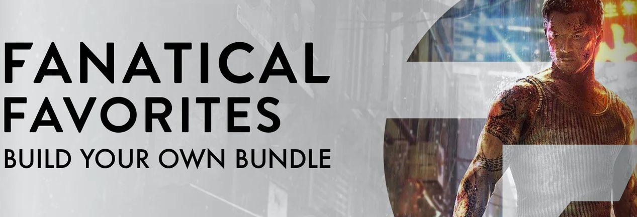 Fanatical Pick & Mix Fanatical Favorites Build Your Own Bundle