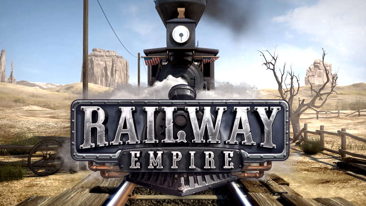 Railway Empire is Free on Epic Games Store