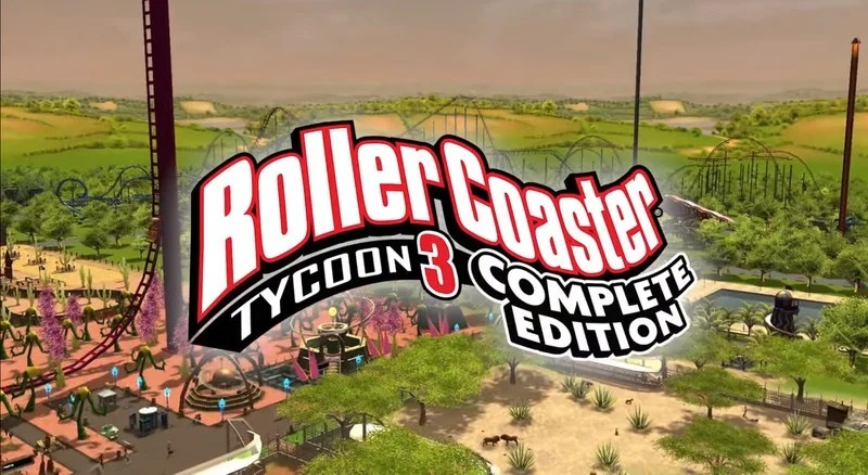 RollerCoaster Tycoon 3 Complete Edition is Free on Epic Games Store