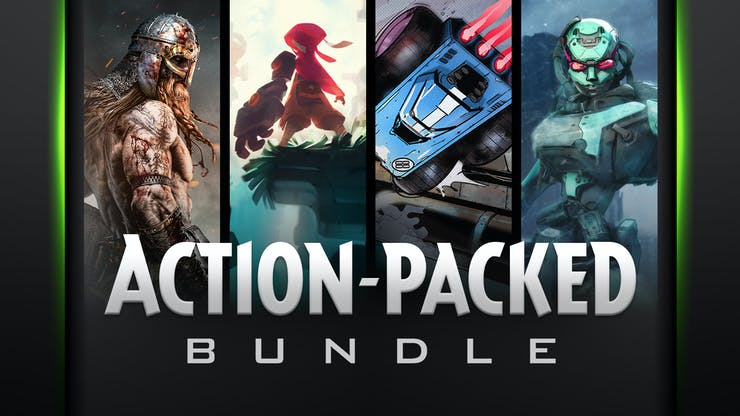 Fanatical Action Packed Bundle