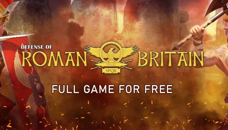 Defense of Roman Britain is free on IndieGala