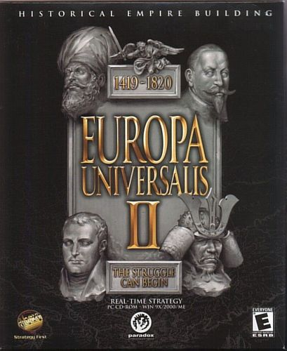 FREE GAME: Europa Universalis II is free on GOG