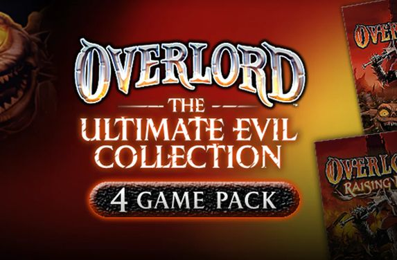 Fanatical Overlord: Ultimate Evil Collection
