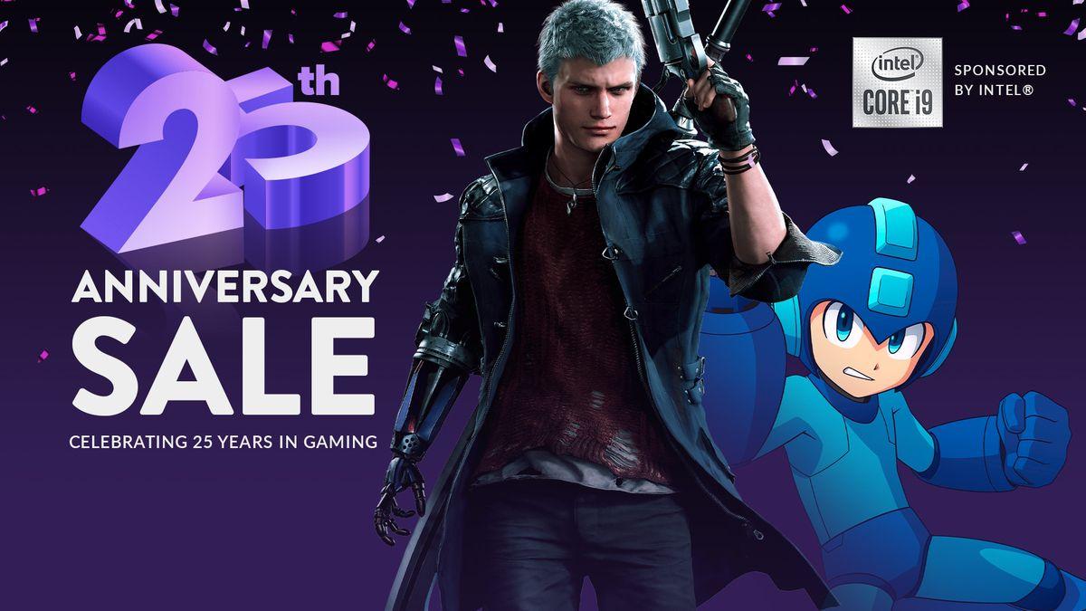 Fanatical's 25th Anniversary Sale