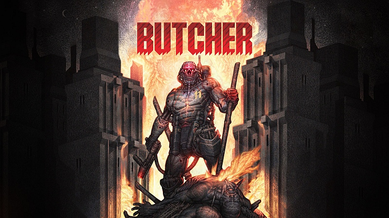 FREE GAME: Butcher is free on GOG