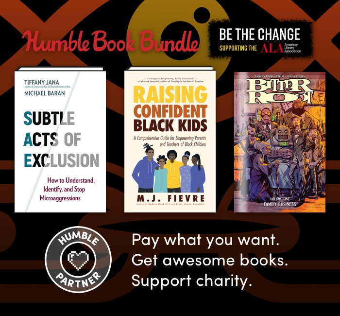 The Humble Book Bundle: Be the Change