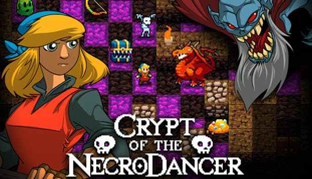 Free Game: Crypt of the NecroDancer is free on PS4 and PS5