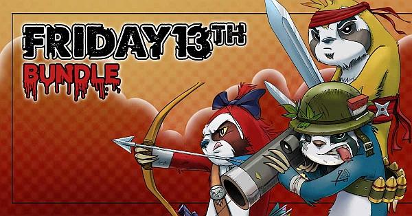 IndieGala Friday 13th Bundle