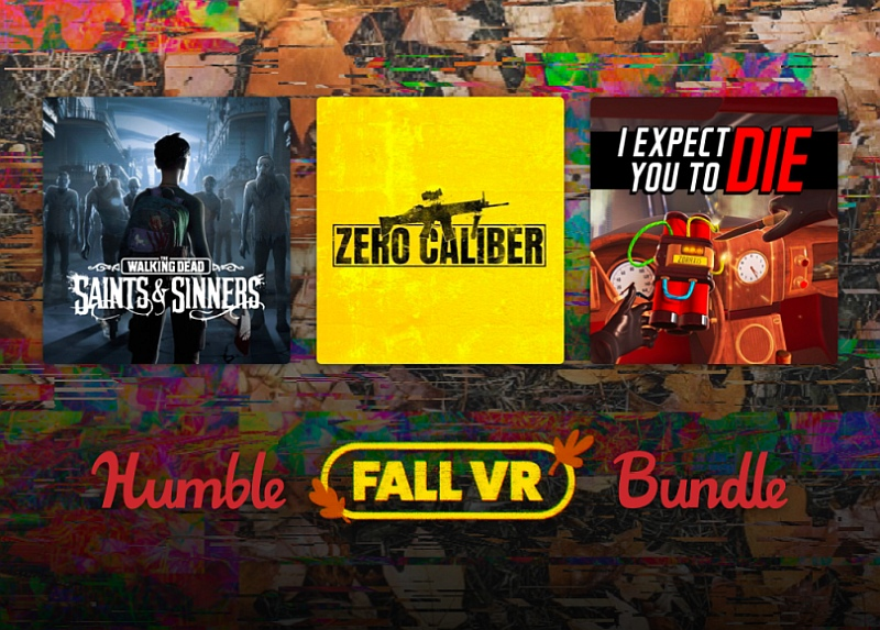 Humble Fall VR Game Bundle
