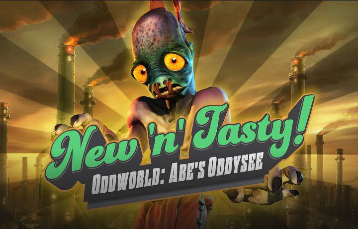 Day 2 of Epic Games Store Free Games: Oddworld: New 'n' Tasty
