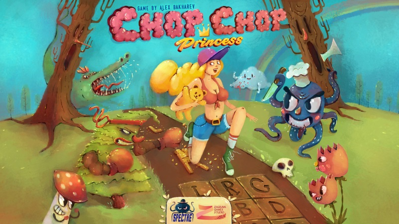 Get Chop Chop Princess! for free on IndieGala
