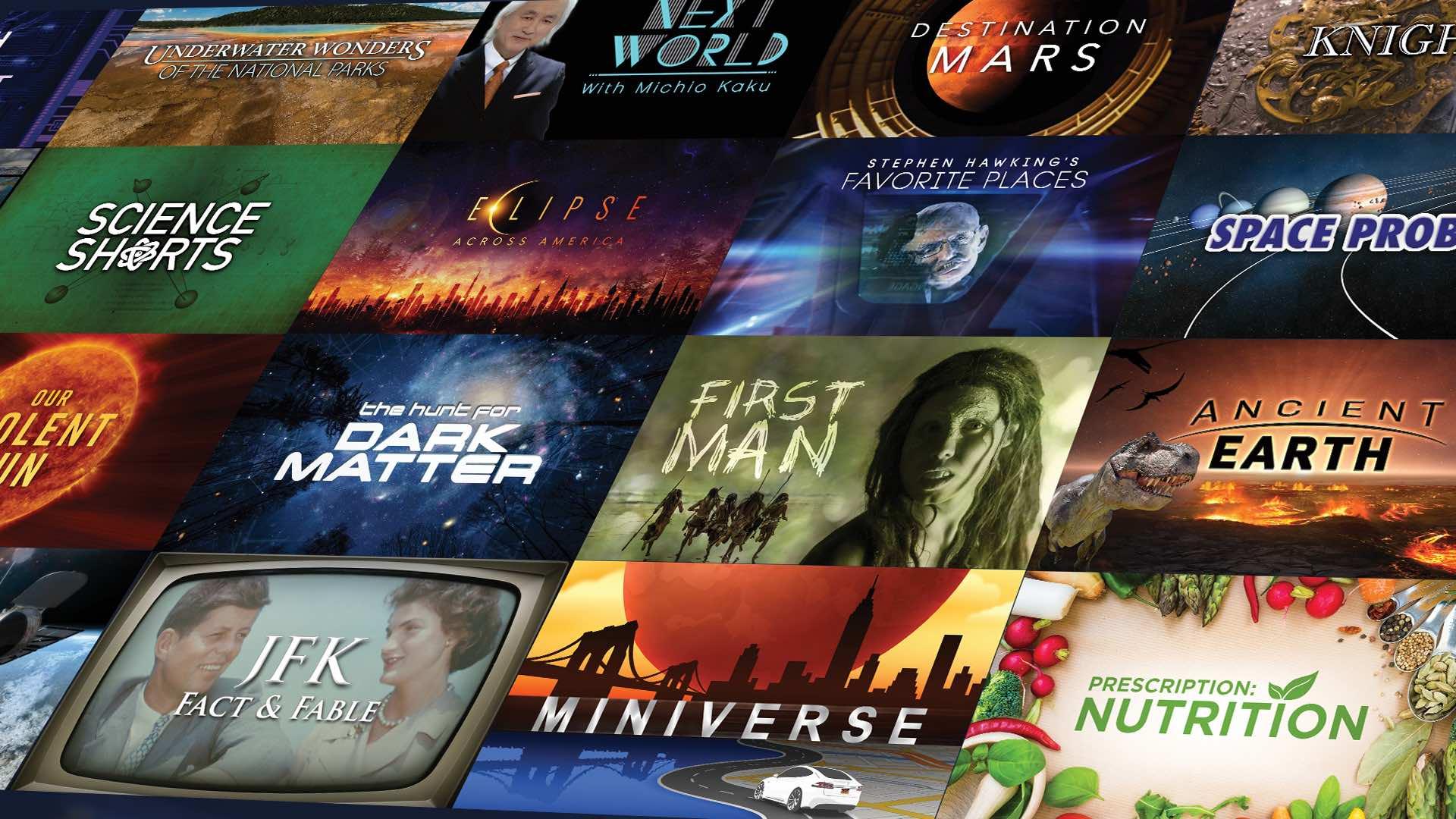 CuriosityStream HD Plan: Lifetime Subscription