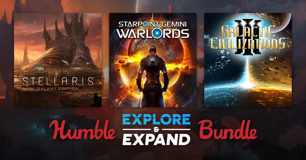 The Humble Explore & Expand Bundle