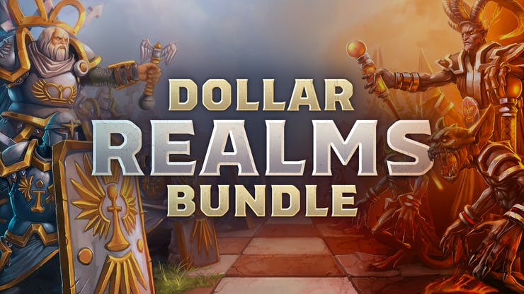 Fanatical Dollar Realms Bundle