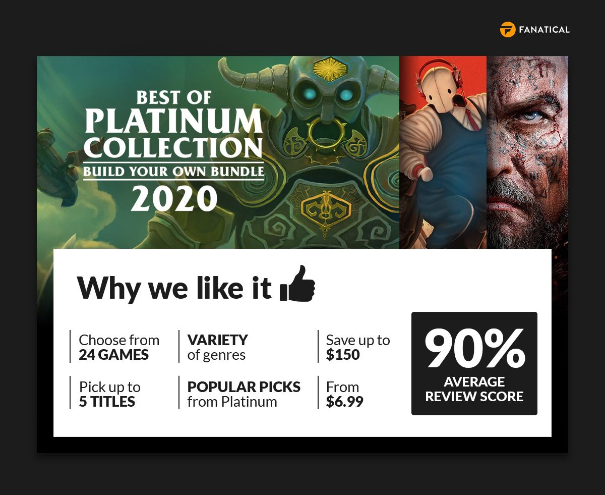 Fanatical Best of Platinum Collection 2020