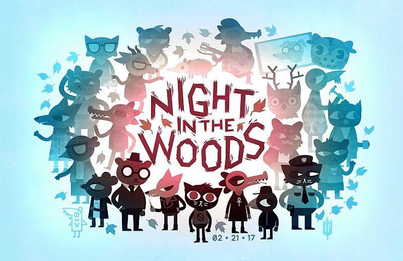 Day 11 of Epic Games Store Free Games: Night in the Woods