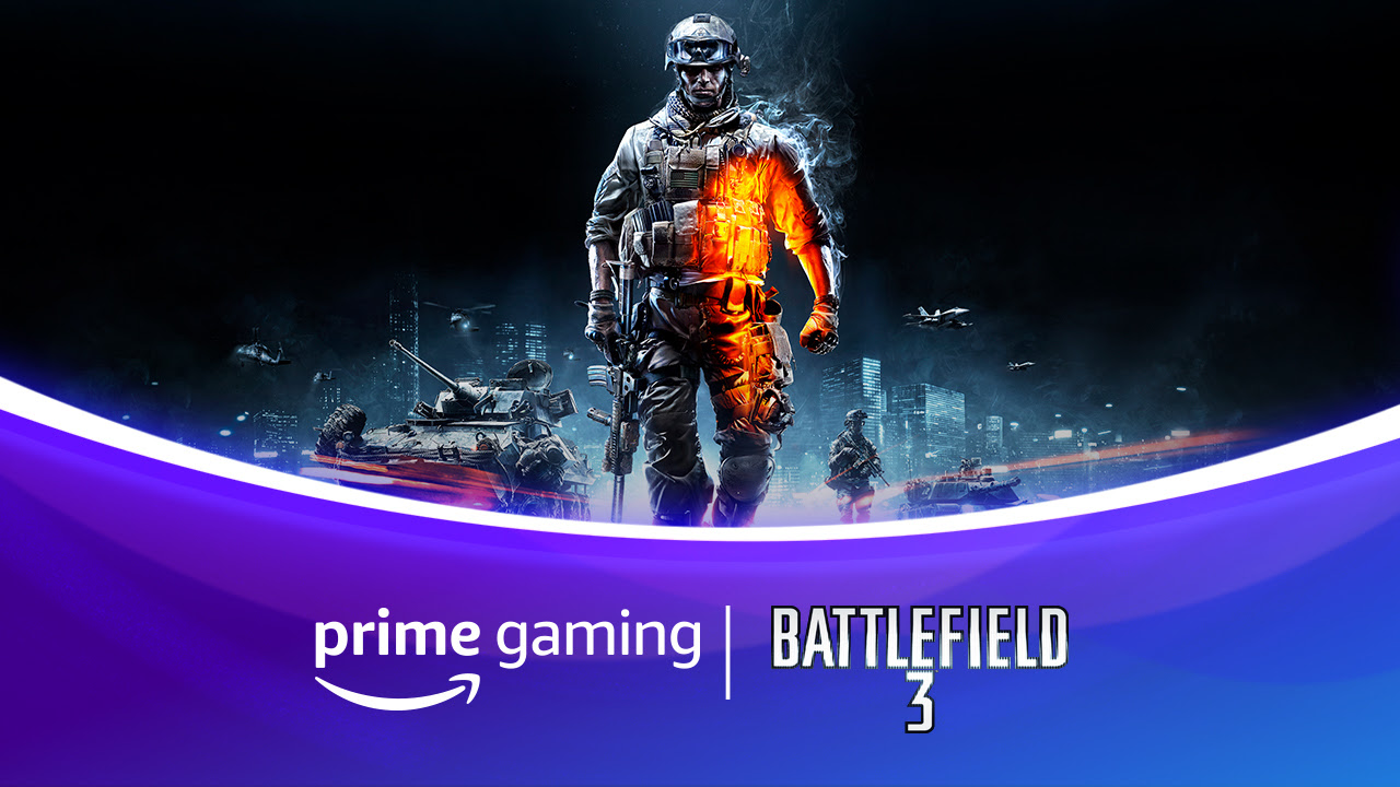 Get Battlefield 3 and more free games with Amazon Prime Gaming for December 2020