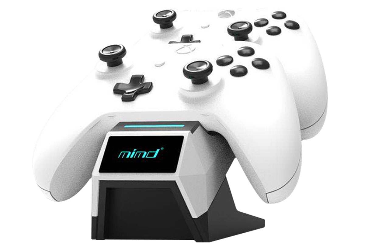 Dual Charging Stand Kit for X-BOX One & Series X Controllers (25% off)