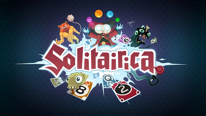 Day 13 of Epic Games Store Free Games: Solitairica
