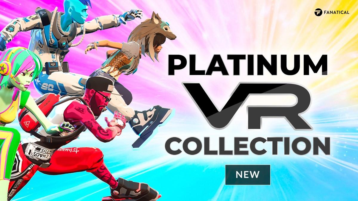 Fanatical Platinum VR Collection - Build Your Own Bundle