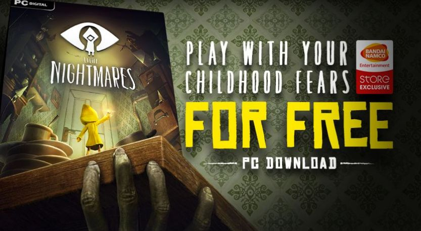 Get a free Little Nightmares Steam key