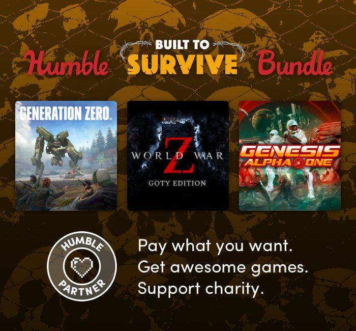 The Humble Built to Survive Bundle
