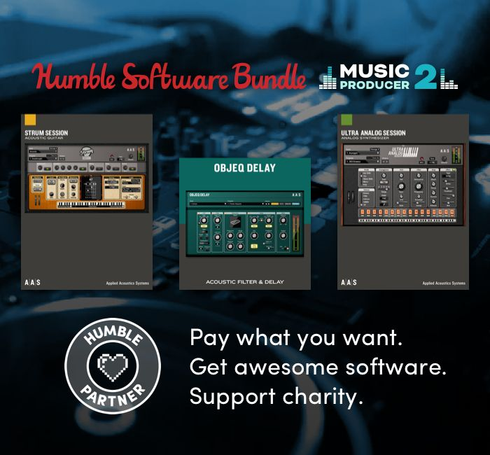 The Humble Software Bundle: Music Producer 2