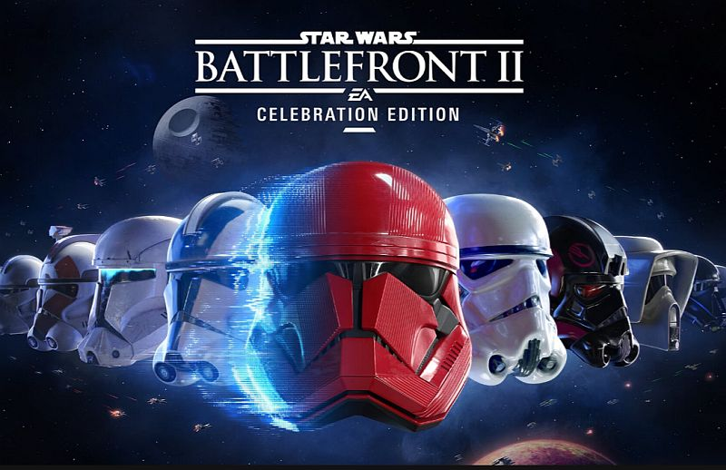 STAR WARS Battlefront II: Celebration Edition is FREE at EpicGames