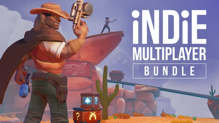 Fanatical Indie Multiplayer Bundle