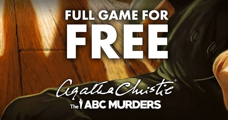 Free on IndieGala: Agatha Christie - The ABC Murders