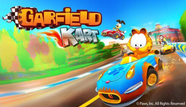 Free Game: Garfield Kart is free on IndieGala