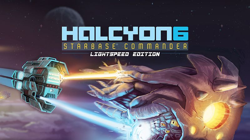 Halcyon 6 Starbase Commander is free on Epic Games Store
