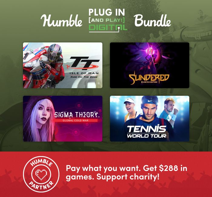 The Humble Plug In (And Play!) Digital Bundle