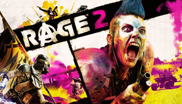 Rage 2 is free on Epic Games Store