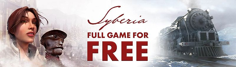 IndieGala is giving away classic adventure Syberia for free