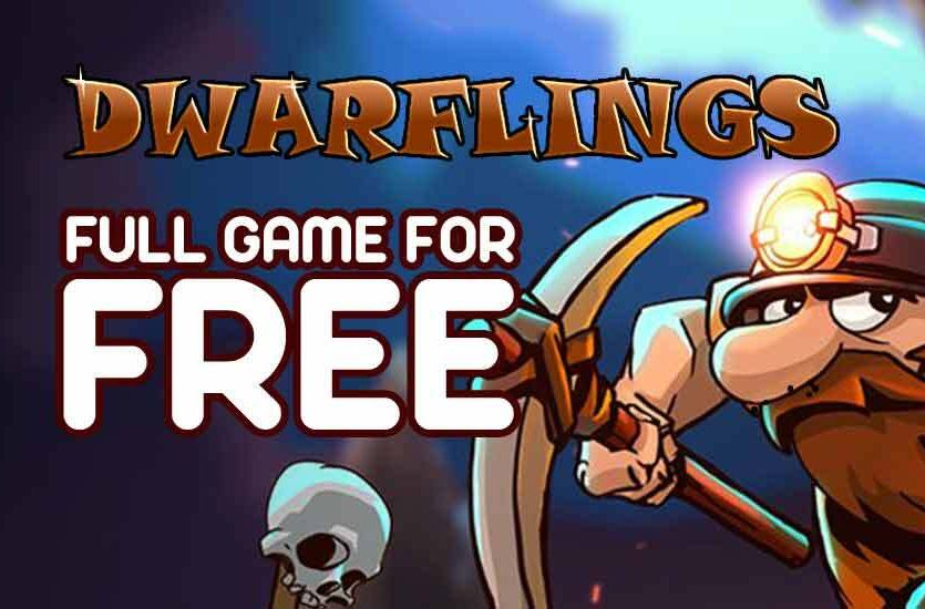 Free Game: Dwarflings are free on IndieGala