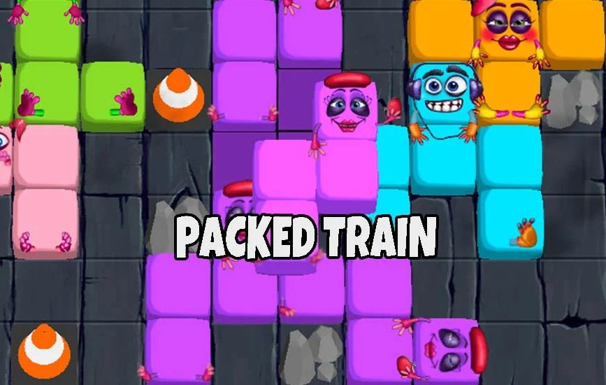 Download Packed Train for FREE