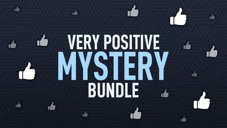 Fanatical Very Positive Mystery Bundle