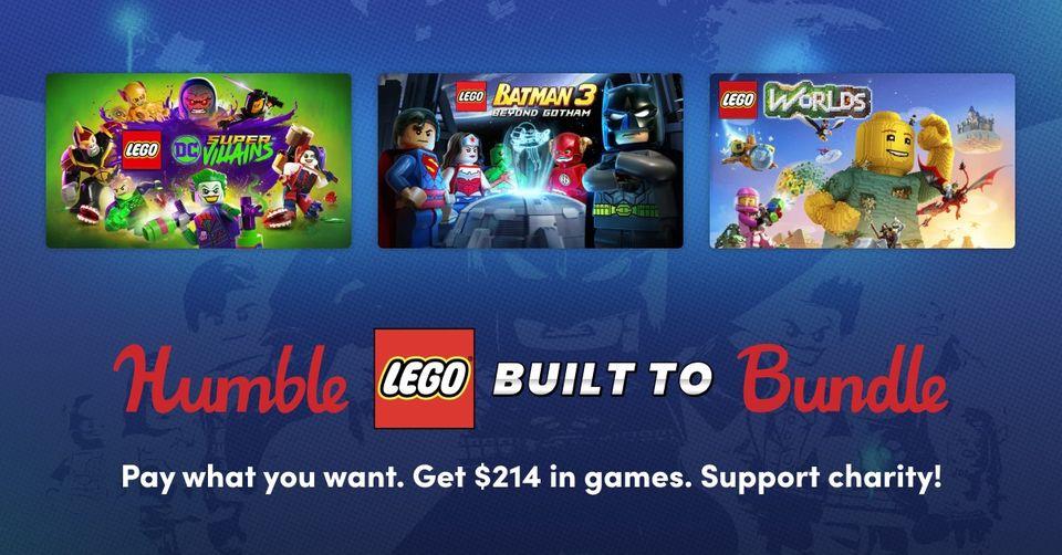 Humble LEGO Build to Bundle