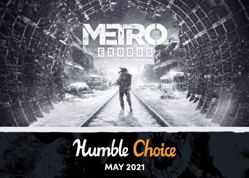 Metro Exodus is coming to Humble Choice on May 4th