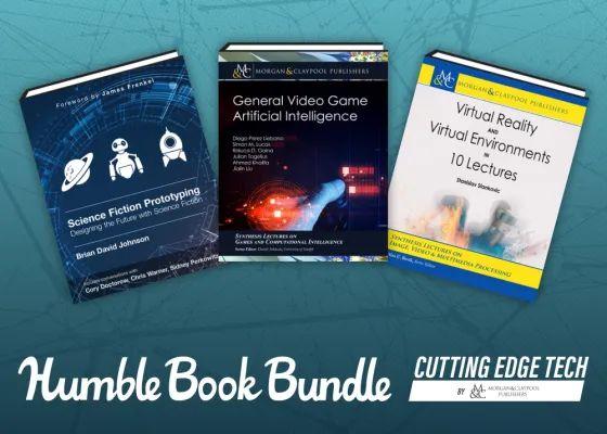 Humble Book Bundle: Cutting Edge Tech