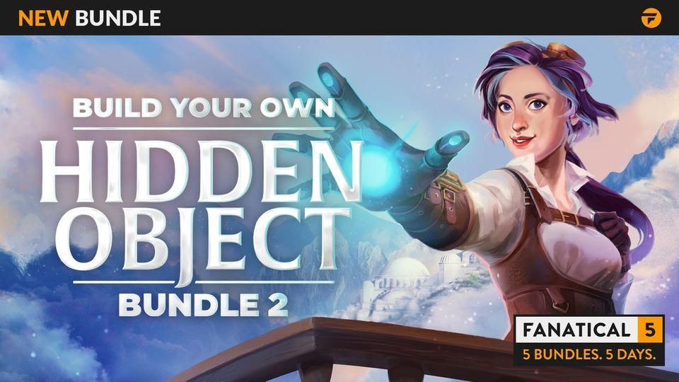 Fanatical Build Your Own Hidden Object Bundle 2